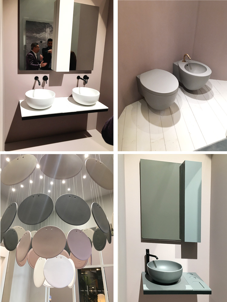 Milandesignweek2016 #Bathroom's trends