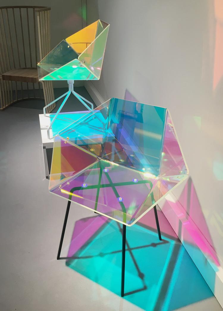 Prismania chair