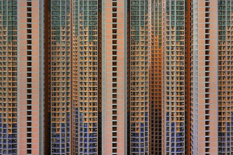 Life in cities#Michael Wolf