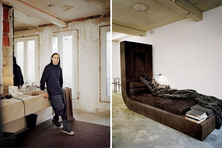 the-lightline-rick-owen-paris-house-bedroom
